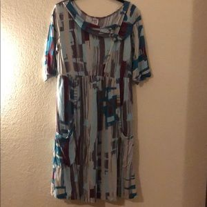 Japanese Weekend Dresses - Size XL Japanese Weekend Unique Maternity Dress